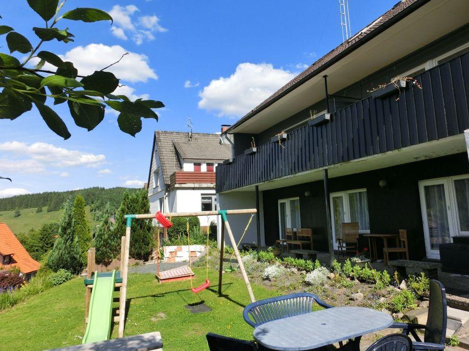 Außenaufnahme BALBI DOMUS - Ferienhaus