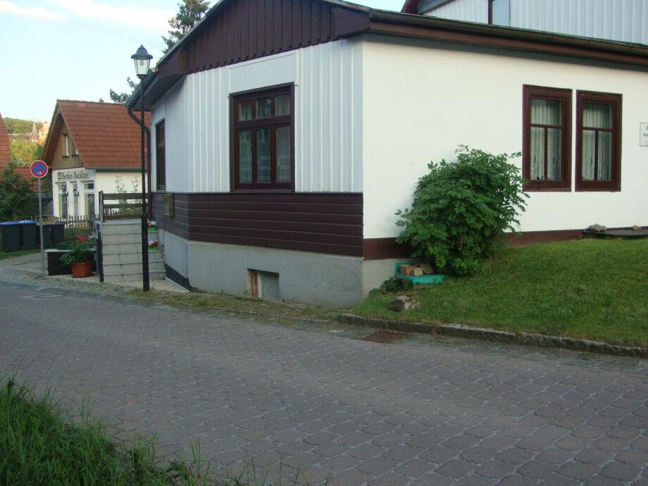Außenaufnahme Haus Buchberg