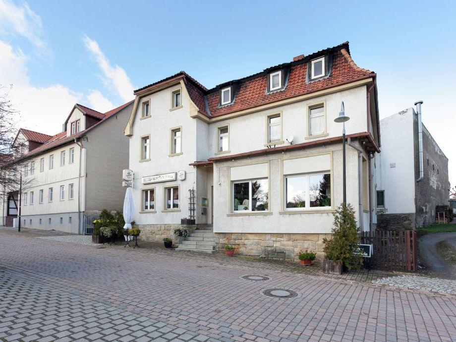 Außenaufnahme Zum Deutschen Haus