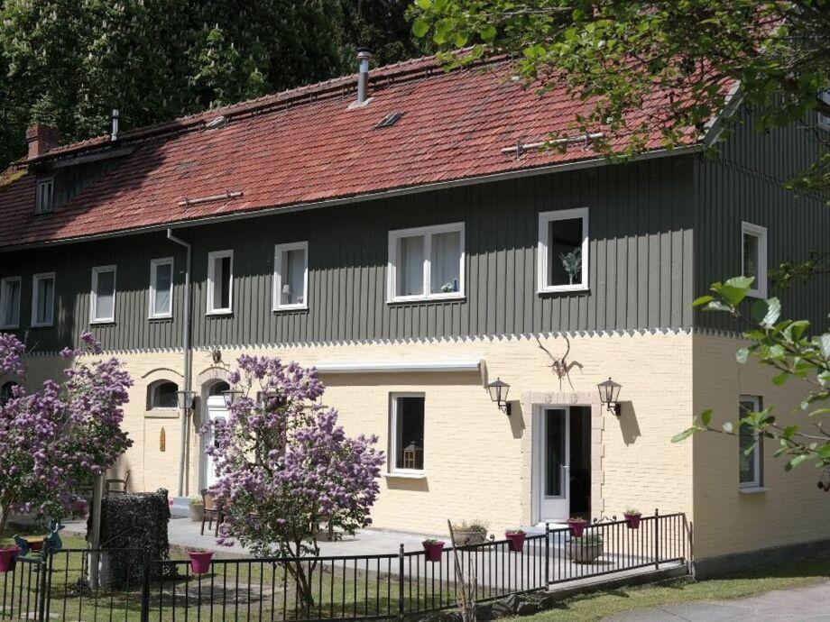 Außenaufnahme Der alte Kutscherhof