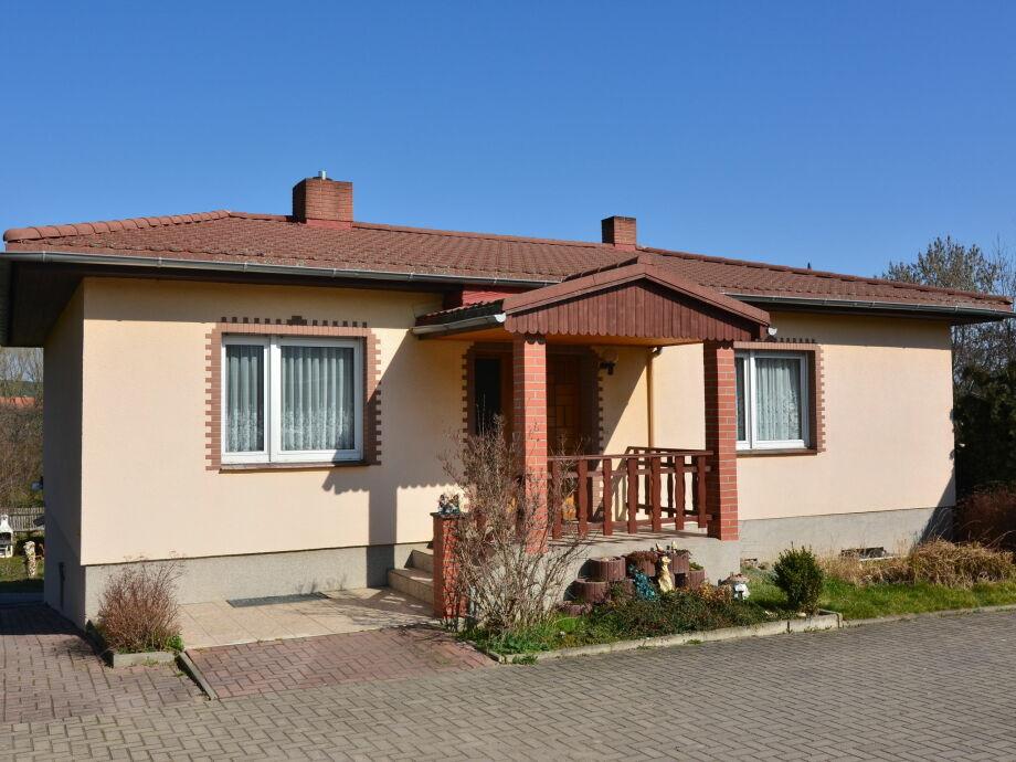 Außenaufnahme Harzhaus