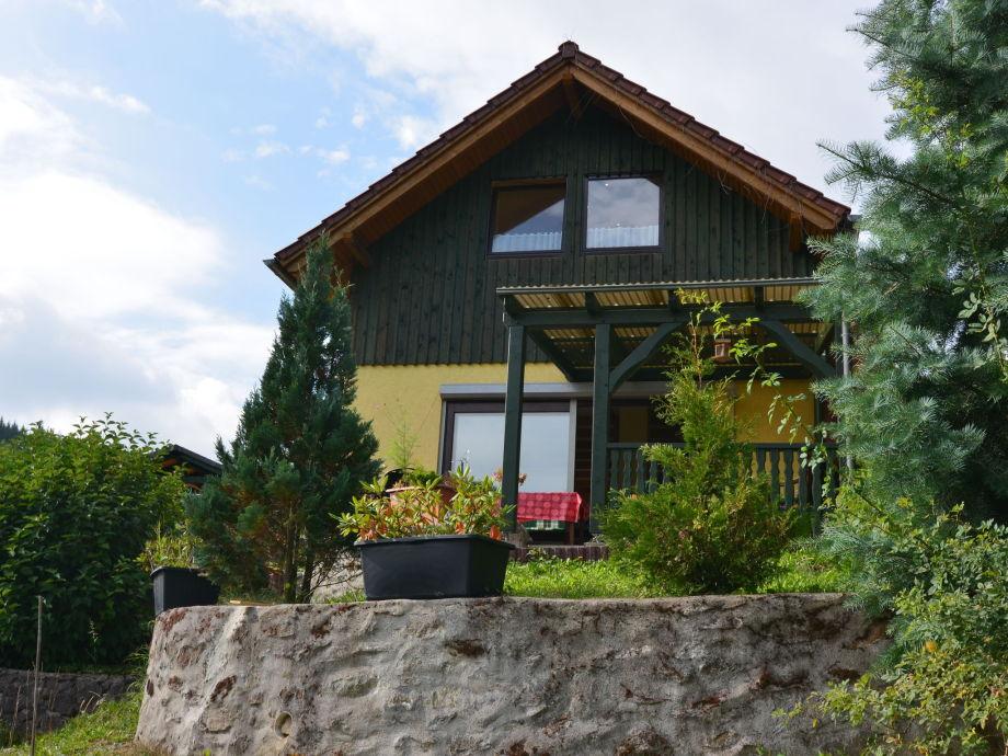 Außenaufnahme Hexenhaus