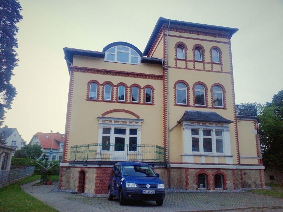 Außenaufnahme Blankenburg