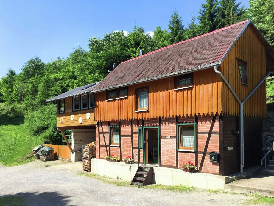 Außenaufnahme Neuwerk im Harz
