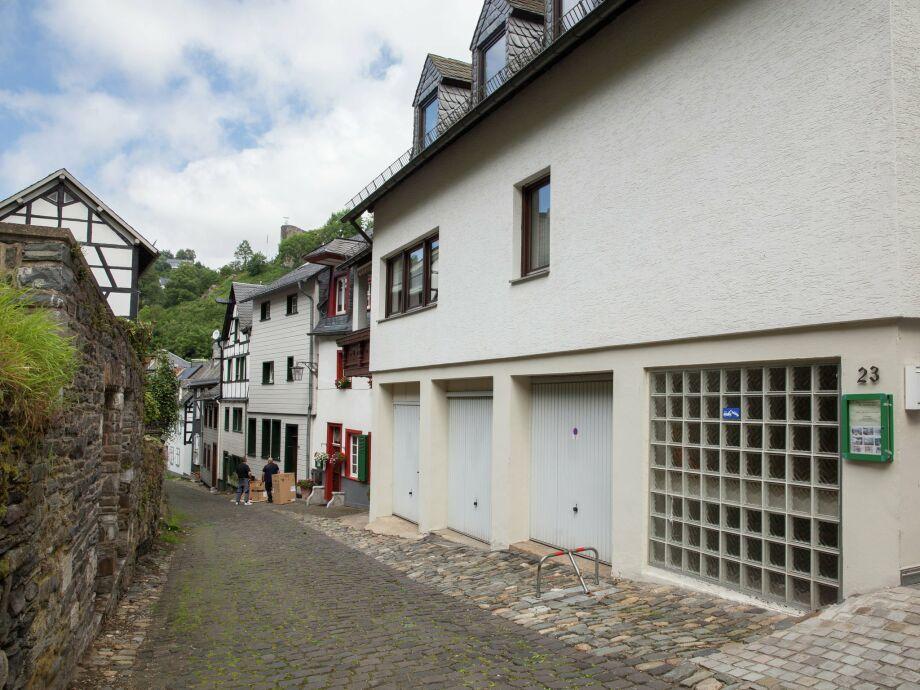 Außenaufnahme Haus Mühlenberg
