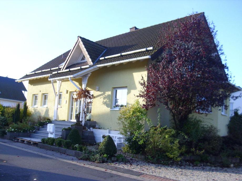 Außenaufnahme Haus Mühlenbach