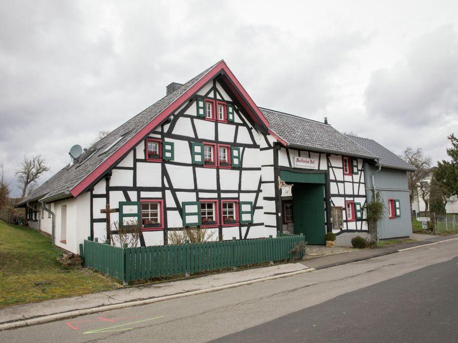Außenaufnahme Morsbacher Hof II