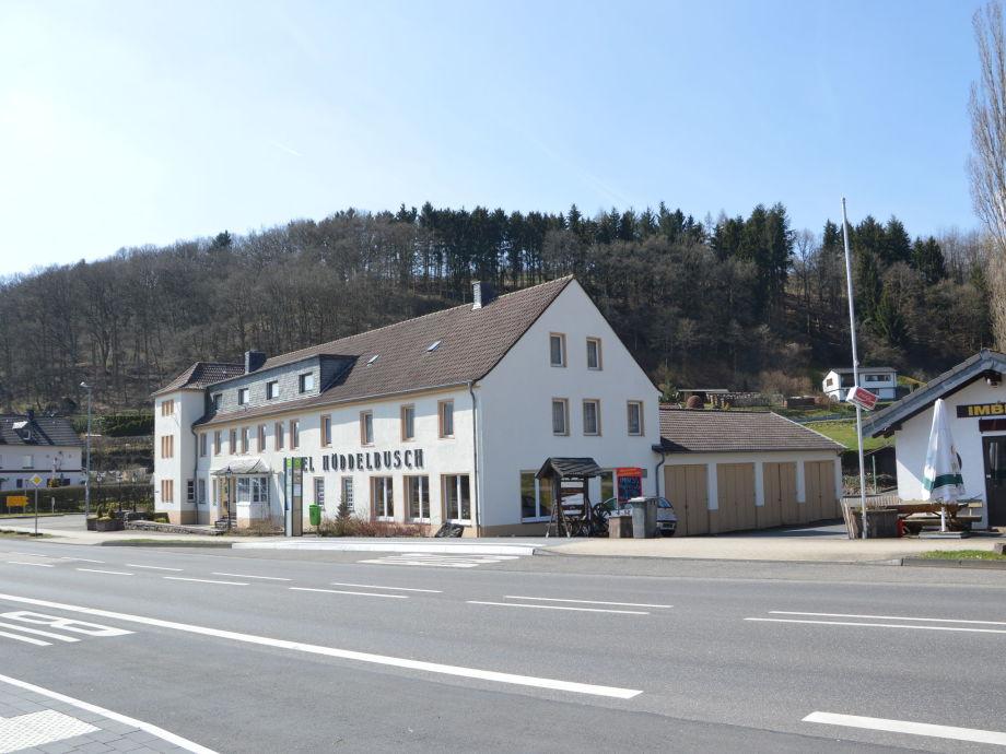 Außenaufnahme Groepshuis Eifel