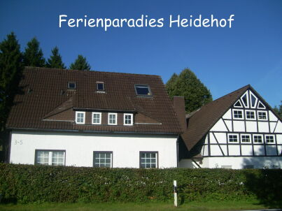 Heidehof 1 Stock