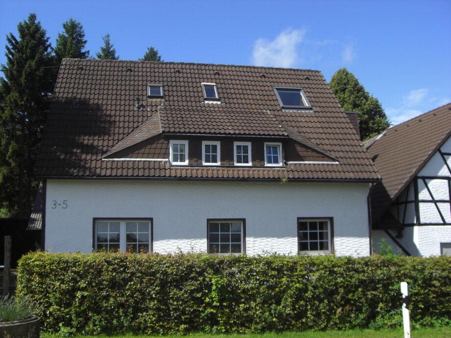 Außenaufnahme Heidehof Dachgeschoss