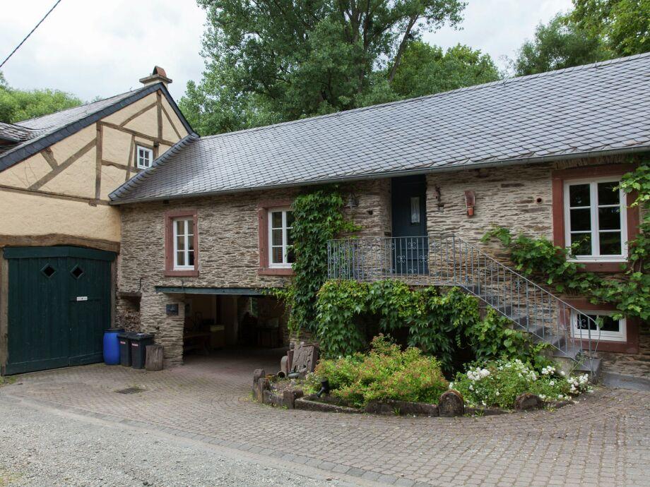 Außenaufnahme Alte Mühle