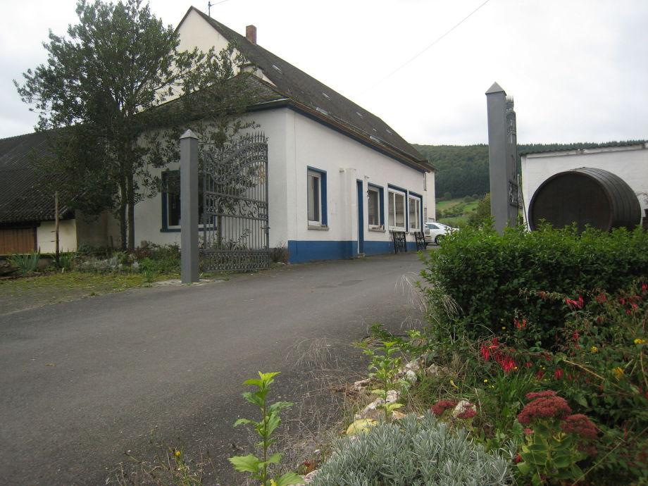 Außenaufnahme Weingut Sailler-Cipolla