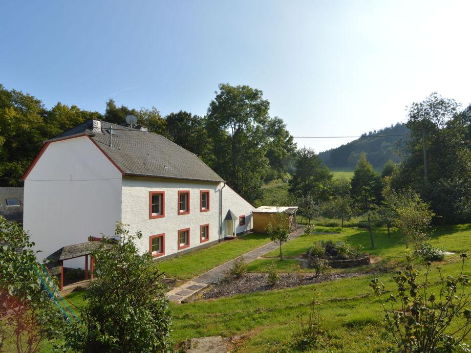 Außenaufnahme Haus Meulenwald
