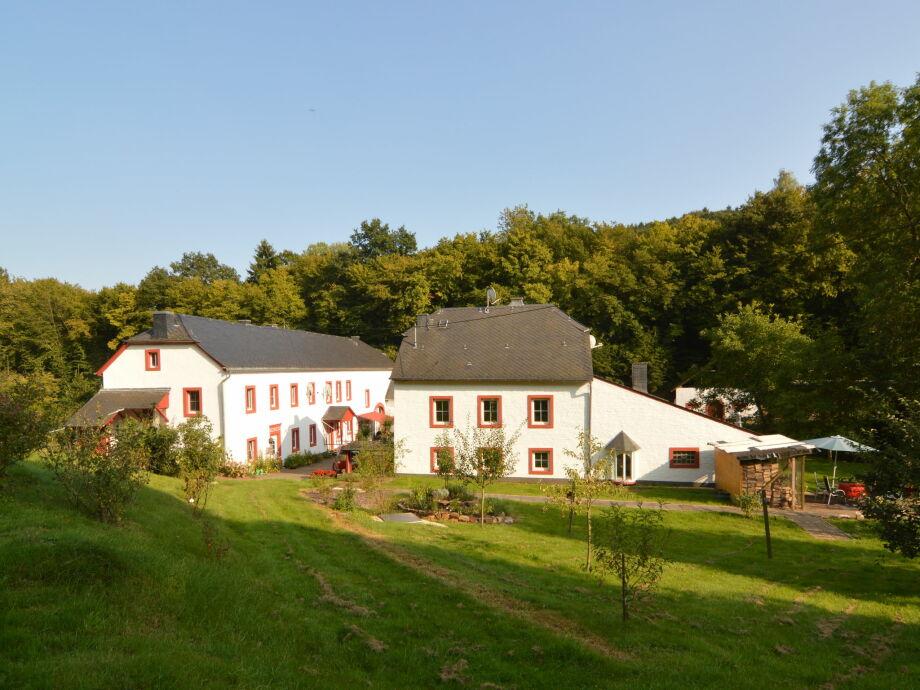 Außenaufnahme Haus Mühle