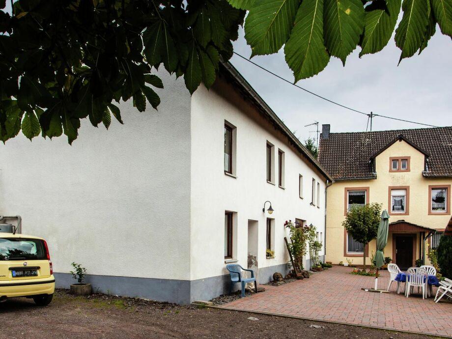 Außenaufnahme Adlerhorst