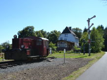 Landhaus Alter Bahnhof Schalkenmehren