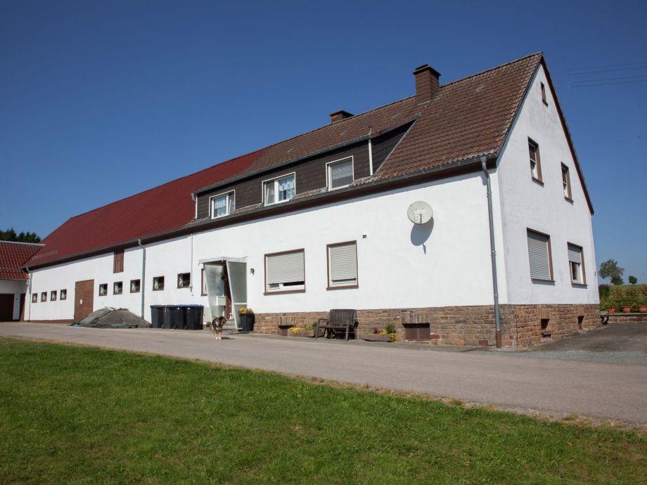 Außenaufnahme Auf dem Rackenbach