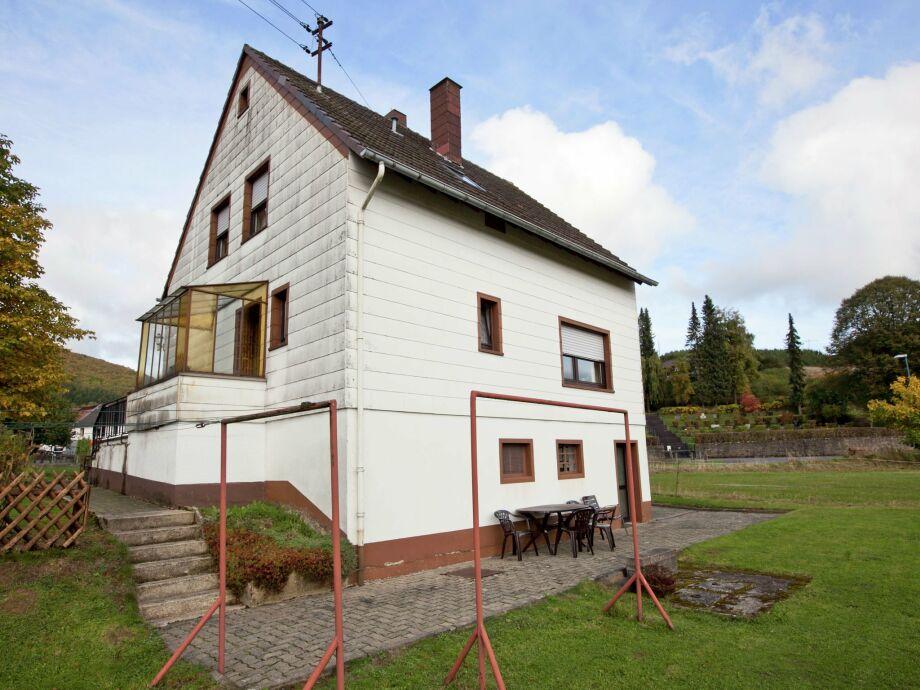 Außenaufnahme Ferienhaus Katharina