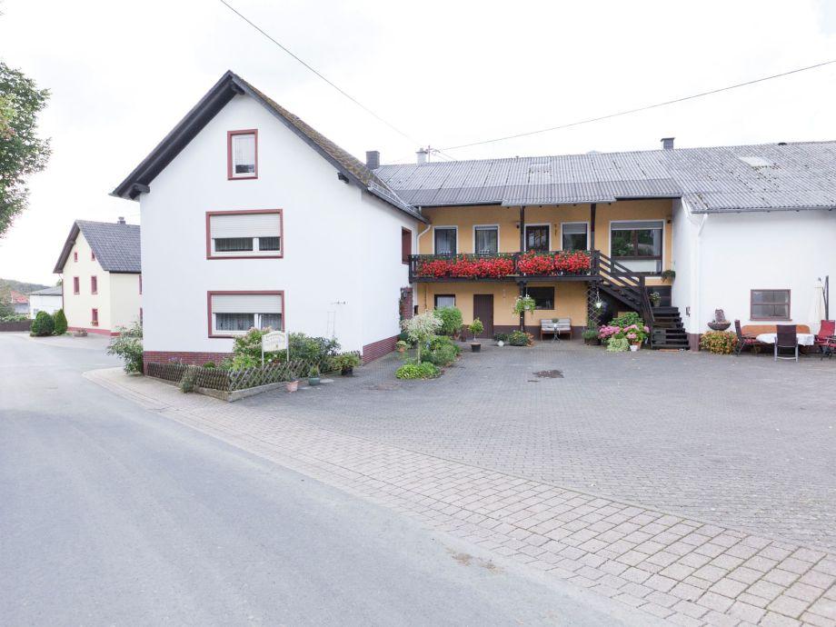 Außenaufnahme Ferienwohnung Zeyenhof