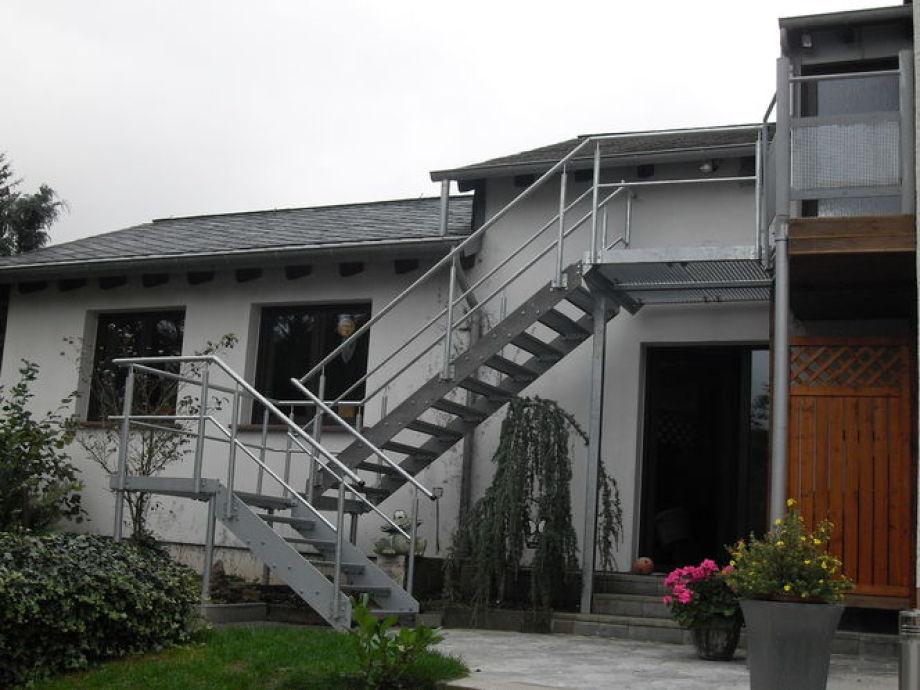 Außenaufnahme Wolfenbacher Mühle