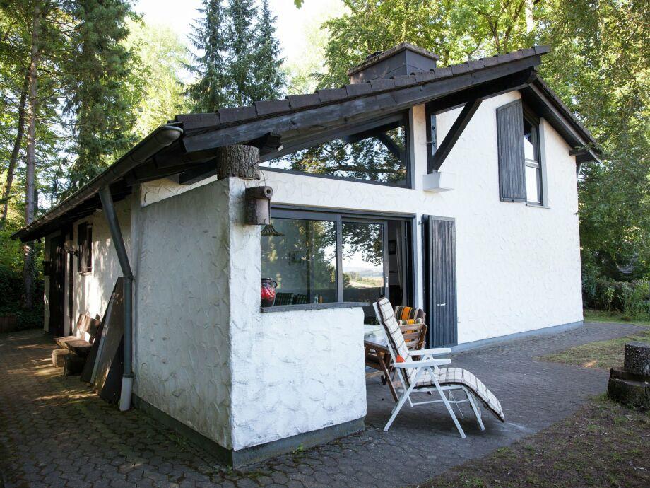 Außenaufnahme Ferienhaus Bremer