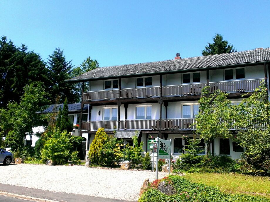 Außenaufnahme Eifel Inn 6