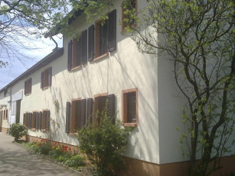 Außenaufnahme Weißenhof