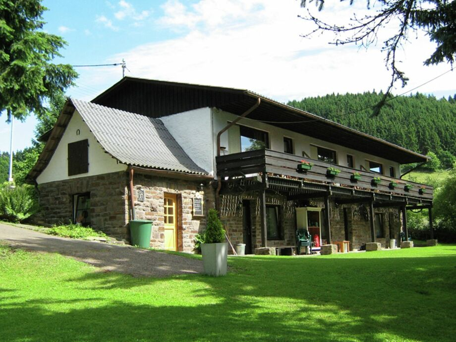 Außenaufnahme Altes Zollhaus
