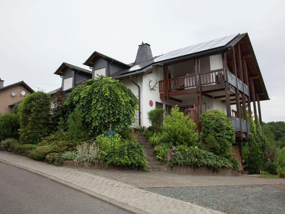 Außenaufnahme Forsthaus Mengerschied