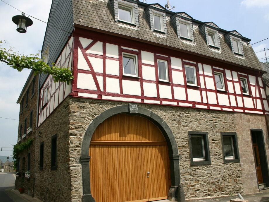 Außenaufnahme Winzerhaus