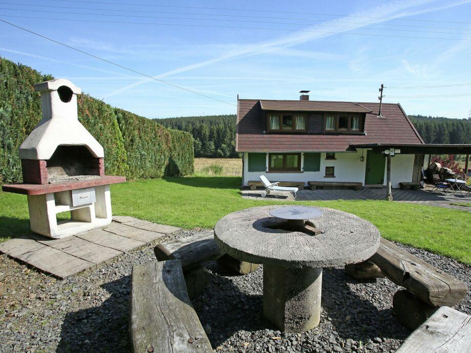 Außenaufnahme Ferienhaus Meyer