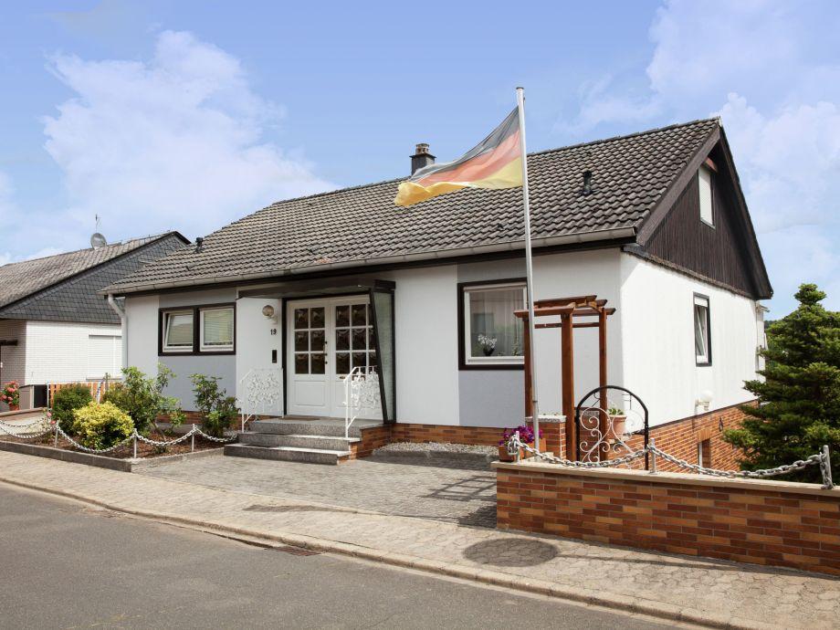 Außenaufnahme Haus Fritzen