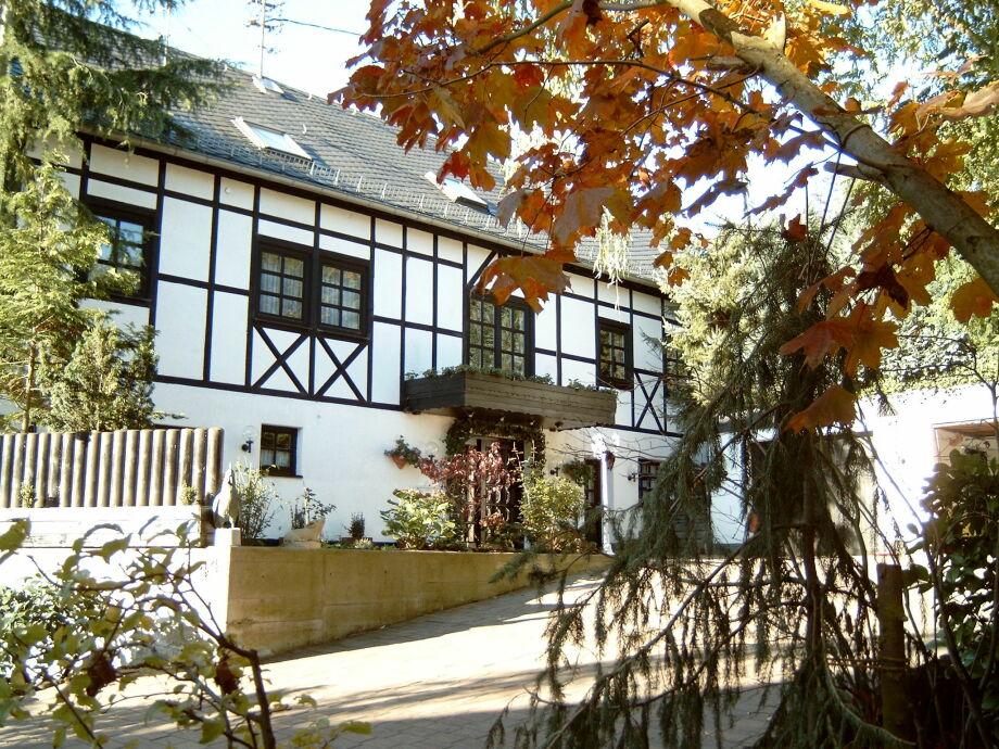 Außenaufnahme Sophies Cottage