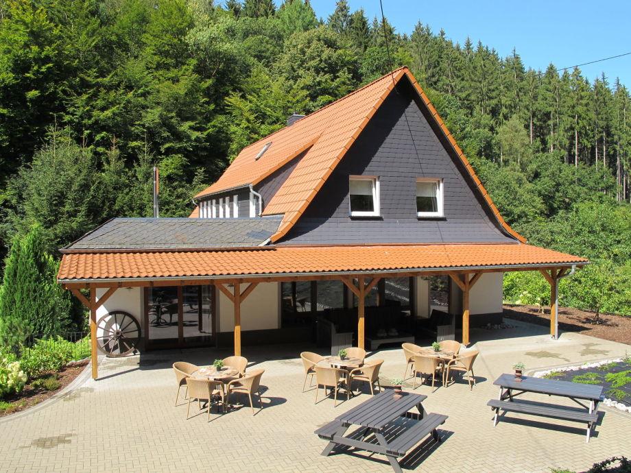 Außenaufnahme Villa Westerwald I