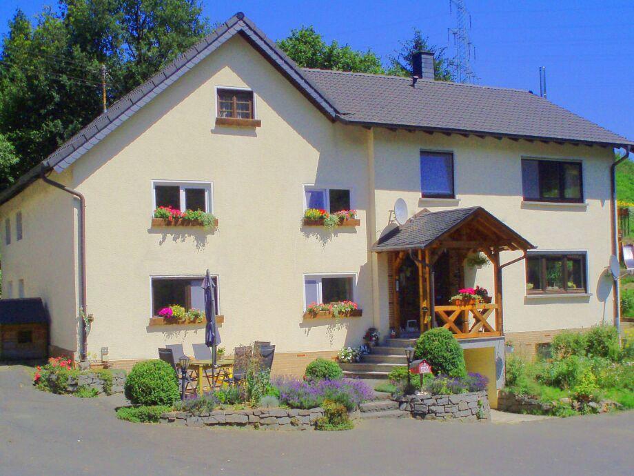 Außenaufnahme Ferienbauernhof Westerwald