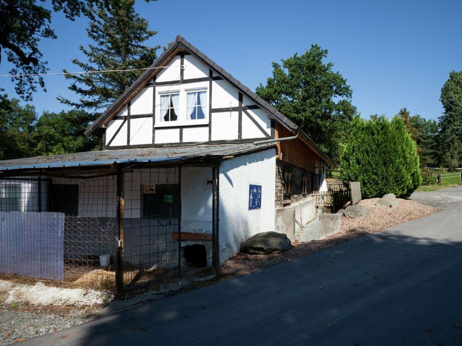 Außenaufnahme Xavers Ranch