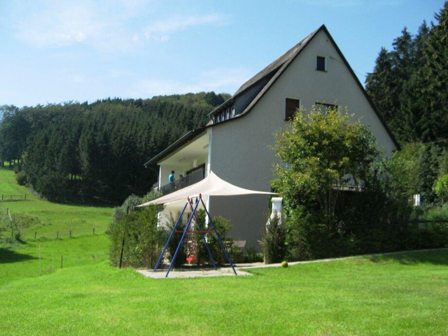 Außenaufnahme Landhaus Mettenberg