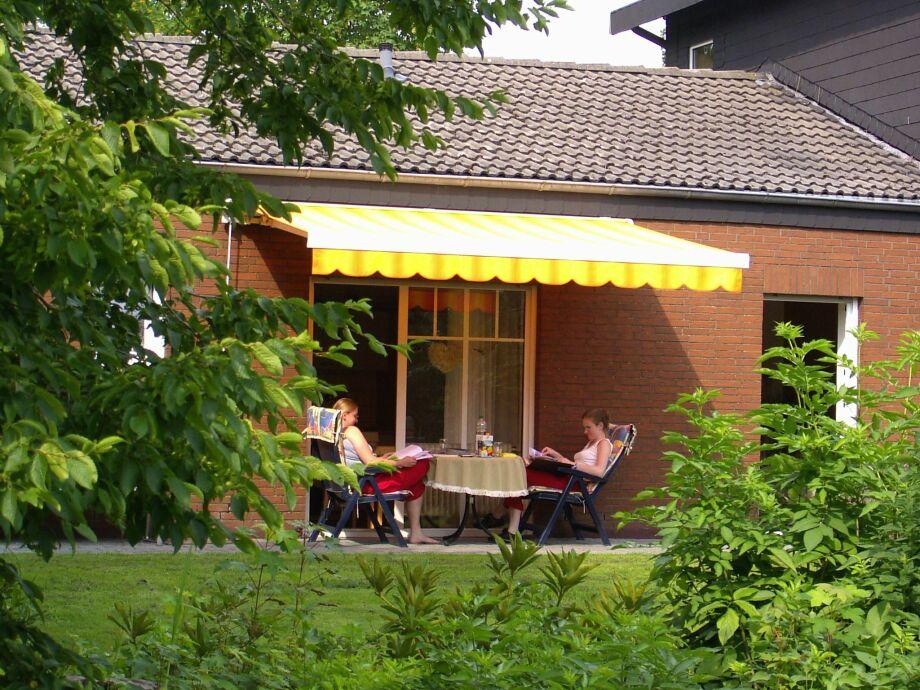 Außenaufnahme Haus Voss
