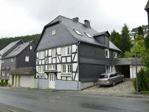Ferienhaus Haus Lattice