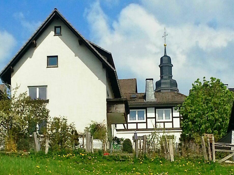 Außenaufnahme Hallenberg