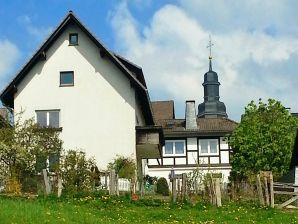 Ferienhaus Hallenberg