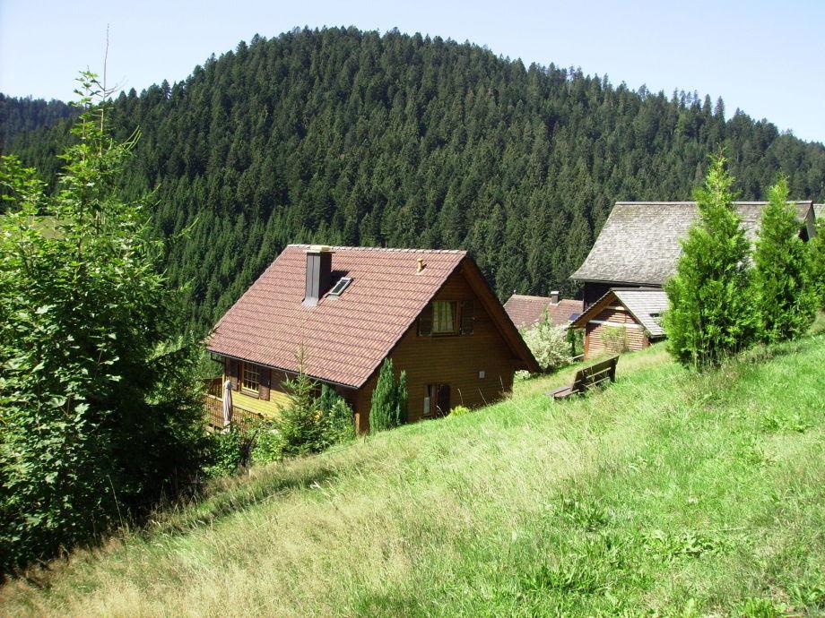 Außenaufnahme Landhaus Hailfinger