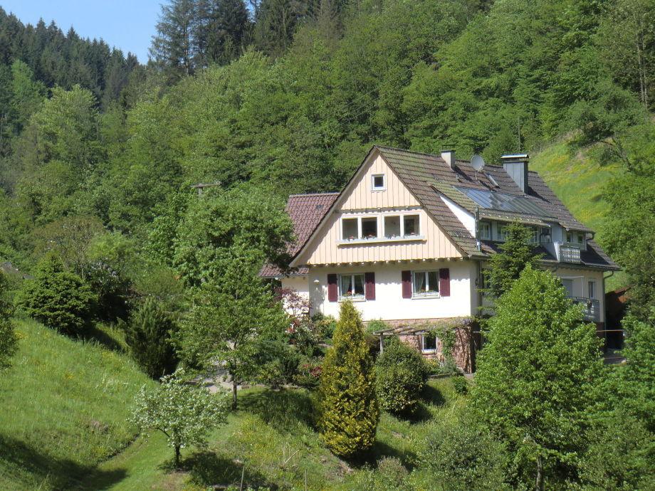 Außenaufnahme Landhaus Baumann