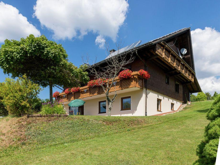 Außenaufnahme Urlaub im Schwarzwald