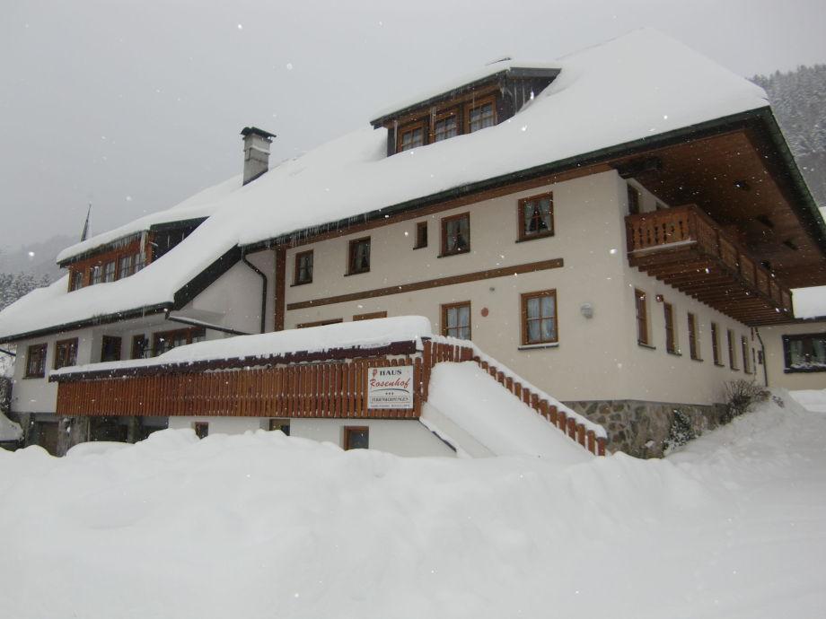 Außenaufnahme Haus Rosenhof