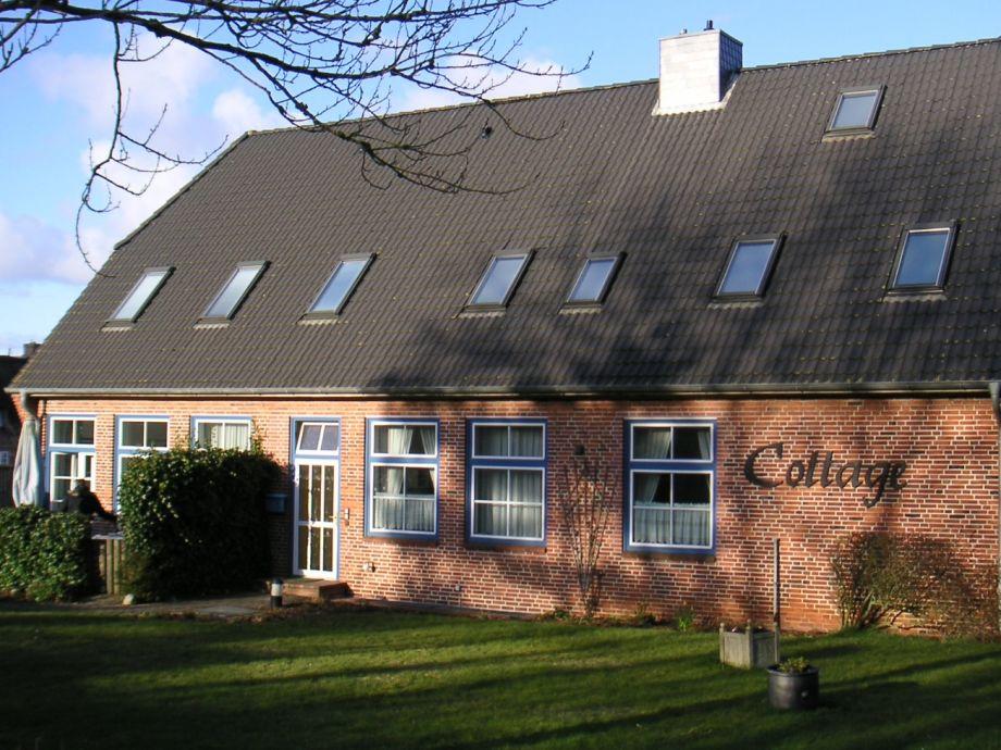 Außenaufnahme Cottage at Watt