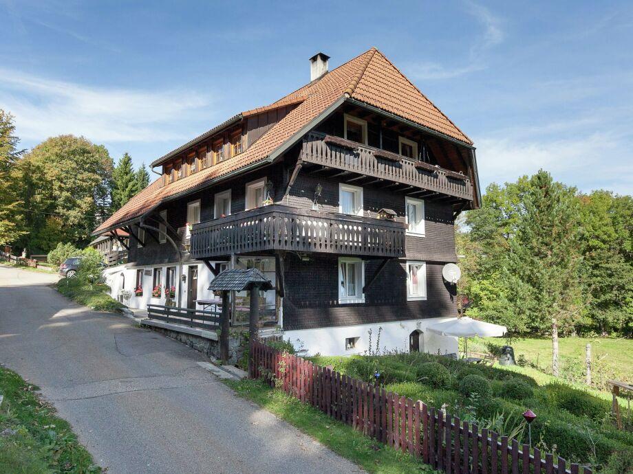 Außenaufnahme Altes Forsthaus
