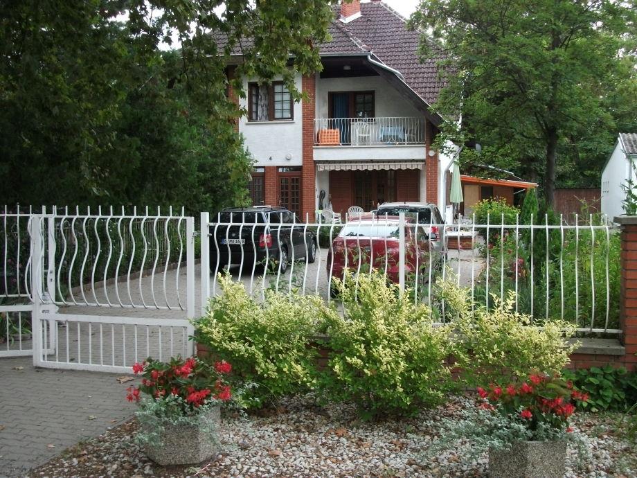Berzsenji-Daniel utca vor Ferienhaus