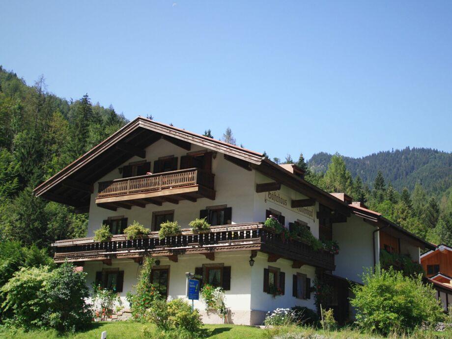 Außenaufnahme Im Chiemgau