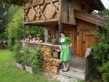 Ferienhaus Almhütte